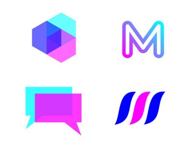 RGB Max Exploration palette branding logo rgb