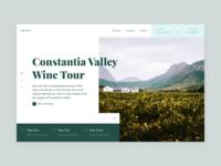 Cape Tours Website