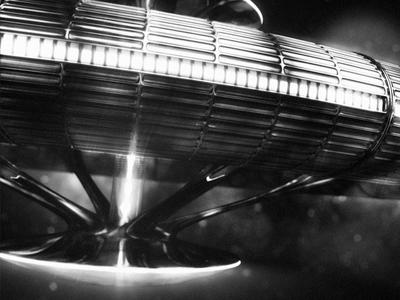 Zeppelin film animation illustation 3d