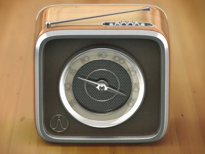 Radio icon small