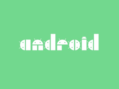 Android Type customfont logo androidlogo android