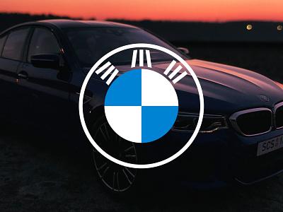 BMW Logo Vision logodesign logoredesign bmwlogo bmw
