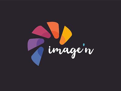 Image'n - Logo Design logodesigner handwrittenfont handwritten colorful imagination images imagen image designer logo design logodesign idenity design brand design logo graphicdesign graphic branding