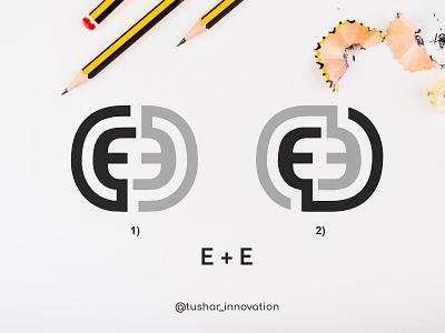 Elara Exports u app brand export photoshop illustrator typography brand agency logo brand and identity design branding adobe