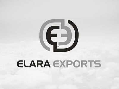 Elara exports presentation illustrator design photoshop logo design identity brand logo