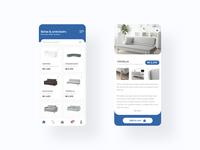 E commerce application design