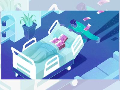For-profit cancer clinics