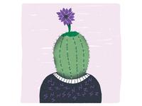 Blue Sequels - August / 010: Cactus