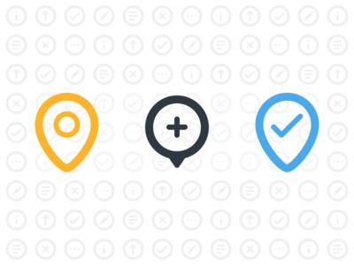 Steuerbot Icons flatdesign icons ux design ui design icondesign flat icons assets