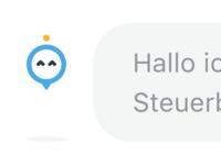 Steuerbot avatar (tax chatbot)