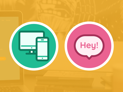 Steuerbot illustrations (tax chatbot) chatbot flatdesign icons ux design ui design icondesign illustration