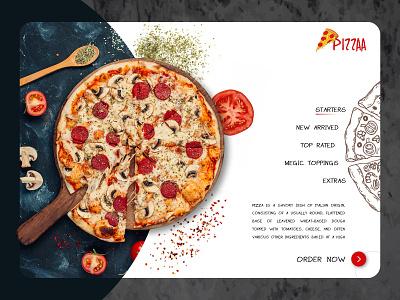 Online Shop For Pizza Order ecommerce design ecommerce shop ecommerce buy online order pizza online order pizza pizza place pizza box pizza website pizza menu pizza hut pizza