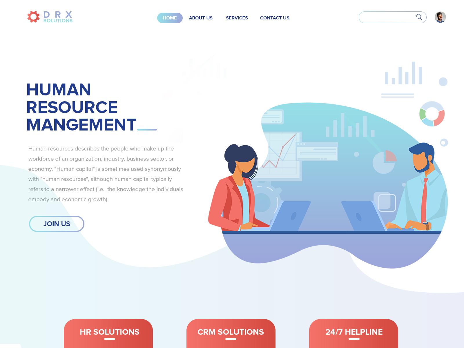 Website Design For Software Solution Provider By Revival Pixel On Dribbble