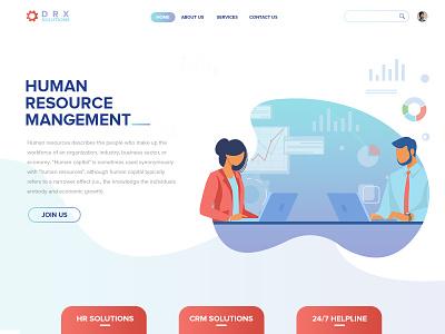 Website Design for Software Solution Provider developers development company solutions solution software development software company software design software