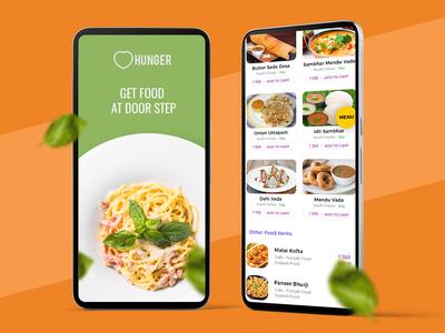 Food Delivery Service App