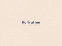 Kallvatten Logo Presenation