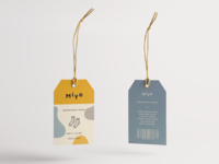 Miyo Brand Labels