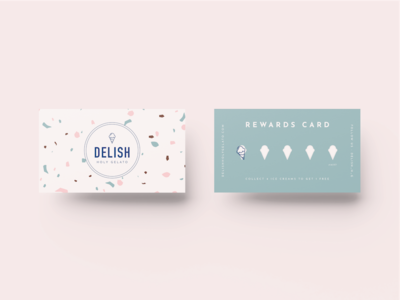 Gelato Rewards Card