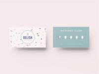 Gelato Rewards Card