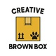 Creative Brown Box