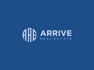 Logo Design for Arrive Real Estate