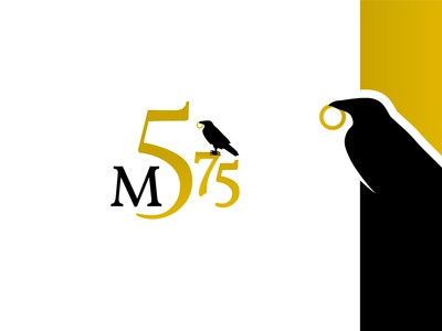 Logo for a Mathias Rex project