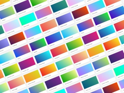Gradients collections 2019, Free download