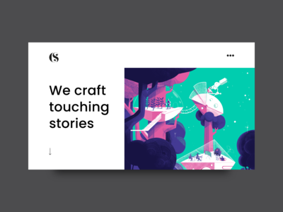We Craft Touching Stories