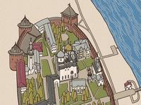 Veliky Novgorod Fortress – The Citadel