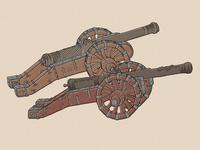 Veliky Novgorod Fortress – The Cannons