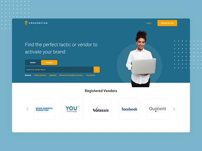 Vendorstan system illustration animation branding development design agency design lasoft ux ui