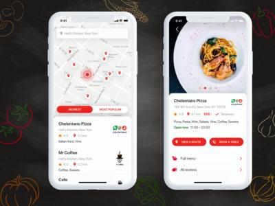 Restaurant App   Made by LaSoft DreamTeam