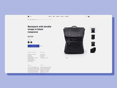 eCommerce Shop animation development dashboard system design agency web design lasoft ux ui