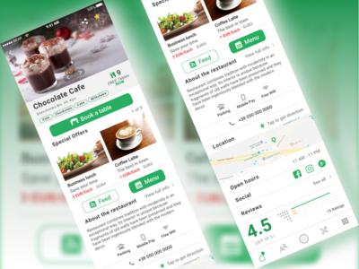 Restaurant Booking System