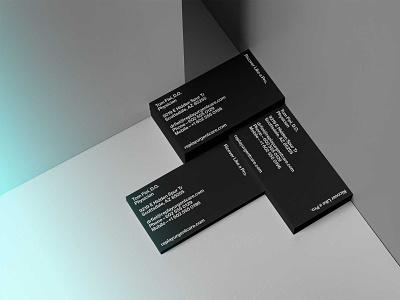 Replay Business Cards mockup logos typography logotype brand vector illustration logo design icon branding