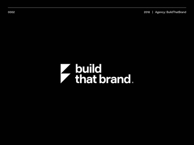 Build That Brand Logo logodesign logos ui brand logotype vector design education b logo icon branding minimal logo