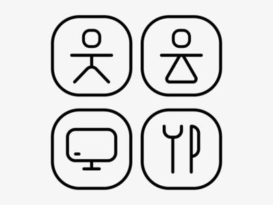 Roomy Icons