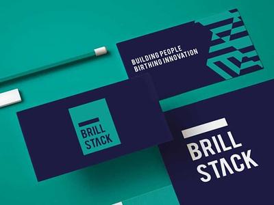 BRILLSTACK BRANDING branding masterpiece brand agency sprinble design