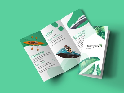 KAMPARI DESIGN creative design agency masterpiece design brand agency sprinble