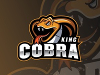 King Cobra Esport Logo