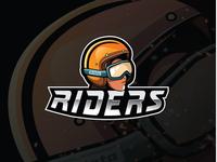 Riders Esport Logo