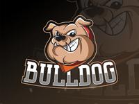 Bulldog Esport Logo