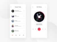 Music Application Design Lite Version