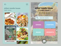 Daily UI/42: Food Menu