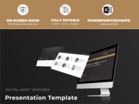 Presentation Template (Powerpoint-Keynote)