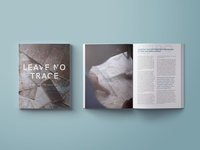 leave no trace book