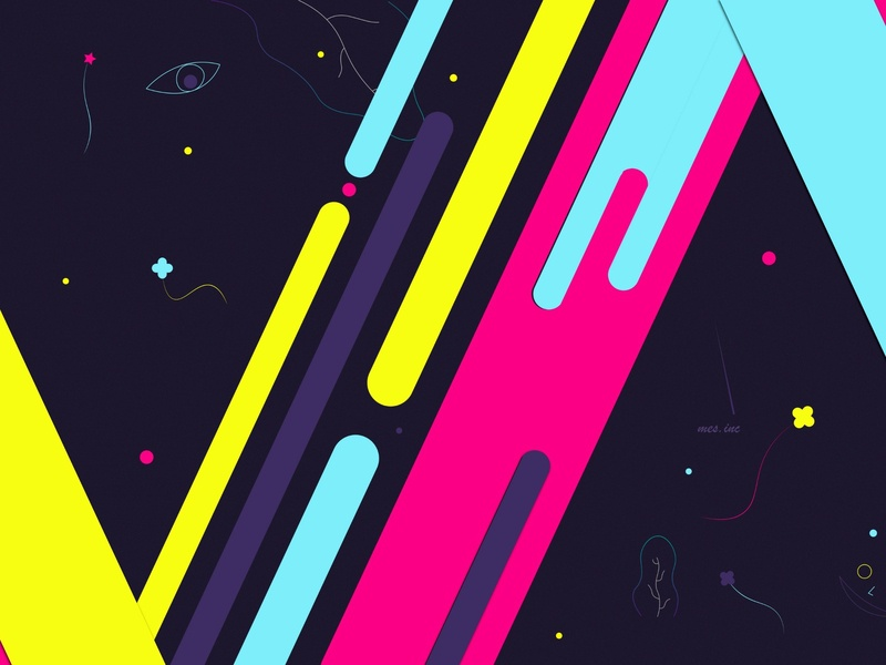Proximity Background illustration art cover art abstract music dubstep wallpaper poster proximity