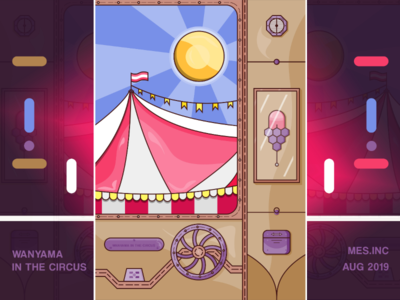Wanyama In The Circus