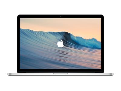 MacBook Pro macbook pro retina psd template photoshop freebie