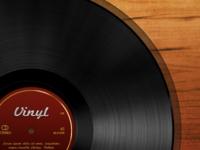 Vinyl Record iPhone Icon